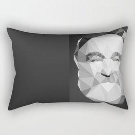 Robin McLaurin Williams (July 21, 1951 – August 11, 2014) Rectangular Pillow