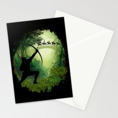 Robin Hood Stationery Cards