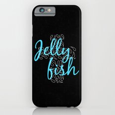 Jellyfish Cross Black iPhone 6s Slim Case