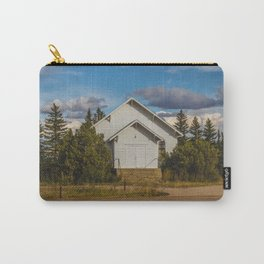 Church, Wabek, North Dakota 1 Carry-All Pouch