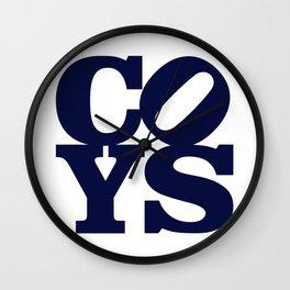 Coys Wall Clock