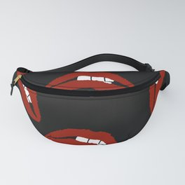 Kiss my lips Fanny Pack