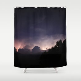 You Light Me Up Shower Curtain
