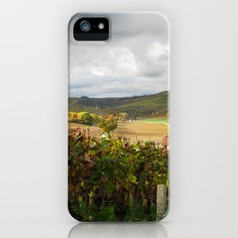 Loire Valley iPhone Case