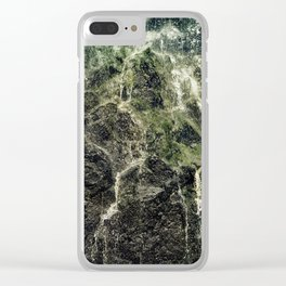 Fresh Water Clear iPhone Case