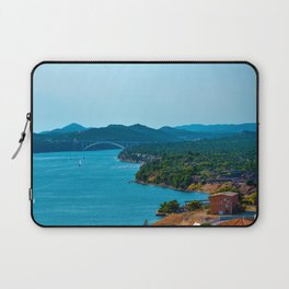 Trogir, Croatia Laptop Sleeve