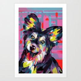 Abbe Art Print