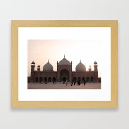 Magnificent Framed Art Print