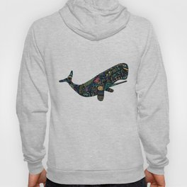 Shafted Whale Hoody