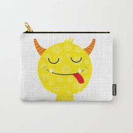 Funny little monster #society6 #decor Carry-All Pouch