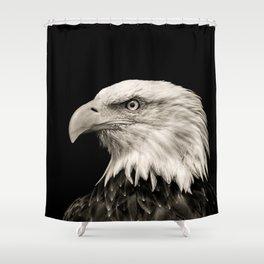 American Eagle Photography   Bird   Shower Curtain