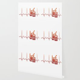 ACCOUNTANT HEARTBEAT Wallpaper