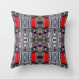 Inogashia eno gashia Throw Pillow