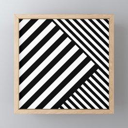 Two Ways Framed Mini Art Print
