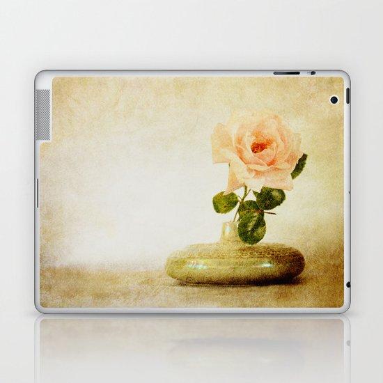 Vintage Rose  - JUSTART © Laptop & iPad Skin