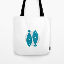 Meet With No Feet Tote Bag