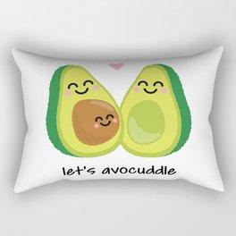 Avocuddle Rectangular Pillow