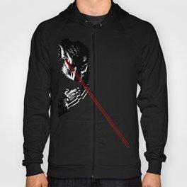 Predator black and white Hoody