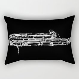 Contrabassoon Rectangular Pillow
