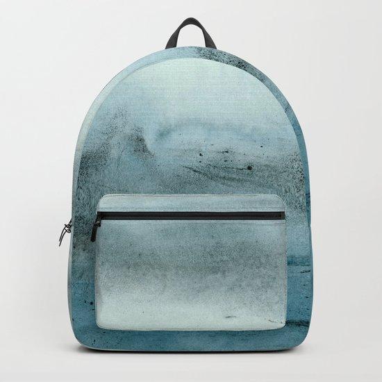 dissolving blues Backpack
