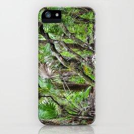 Bleeding Trees iPhone Case