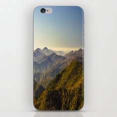 As far as the eye can see...  iPhone & iPod Skin