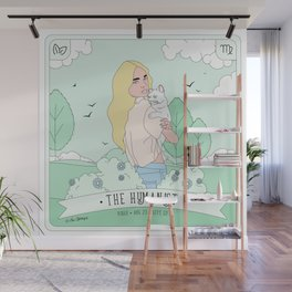 Virgo - The Humanist Wall Mural