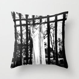 Memories Of A Ghost Throw Pillow