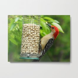 Lunch at Grammy's Metal Print