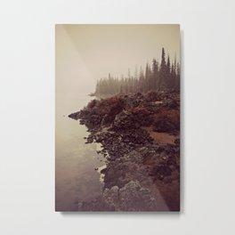 Cascadia Metal Print