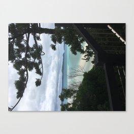 Whitehaven Lookout Canvas Print