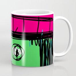 Scarf Coffee Mug