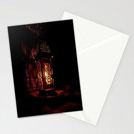 Dark Lantern Stationery Cards