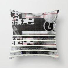 PD3: GCSD62 Throw Pillow