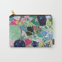 Tiling with pattern 6 Carry-All Pouch