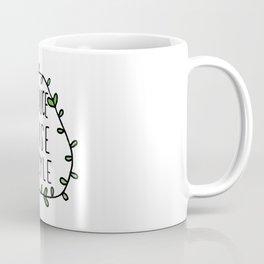 Reduce Reuse Recycle Coffee Mug