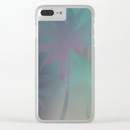 Palm Stories Clear iPhone Case