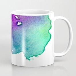 Hue Tree II Coffee Mug