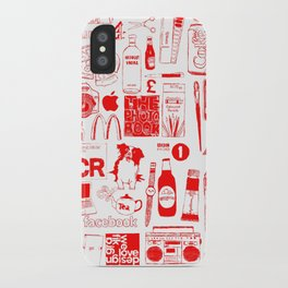 Graphics Design student poster iPhone Case
