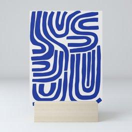 S and U Mini Art Print