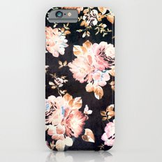VINTAGE FLOWERS XXXIII - for iphone iPhone 6s Slim Case