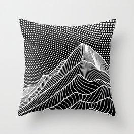 Division Throw Pillow