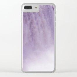Travel Series: Iguazu Falls Clear iPhone Case