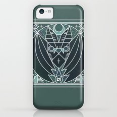 Bat from Transylvania iPhone 5c Slim Case
