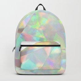 Milky White Opal Backpack