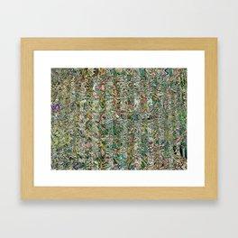 Dream Jungle (Ghana) Framed Art Print