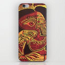 Picasso Colore iPhone Skin