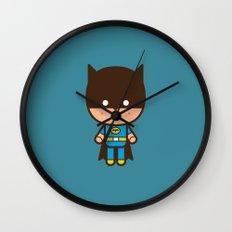 #51 The Bat man Wall Clock