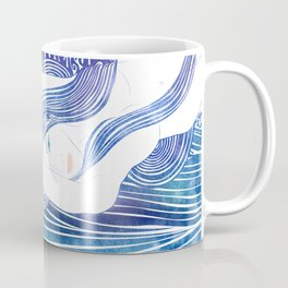 Water Nymph LVIII Coffee Mug