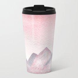 Pink Iceberg Travel Mug